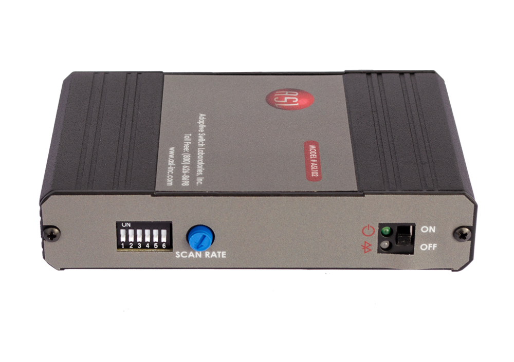 ASL 102 Scanner Interface Only