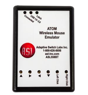 ATOM Wireless Mouse Emulator